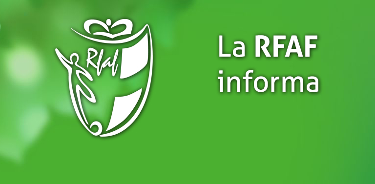 De forma pionera la RFAF establece para las competiciones de fútbol  sustituciones ilimitadas para la temporada ... ce05cf34473f3