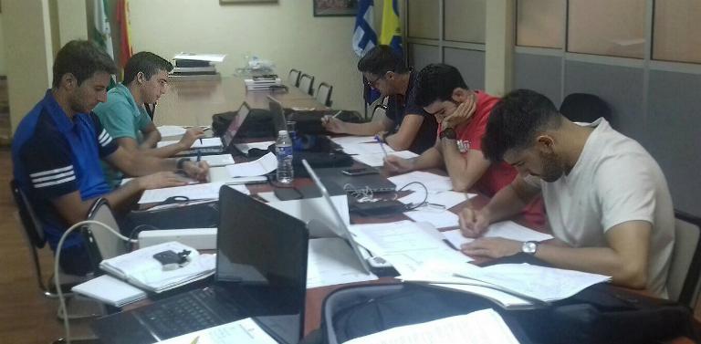 RFAF-La RFAF celebró un curso de formación para árbitros nacionales ... a60d1402c3d93