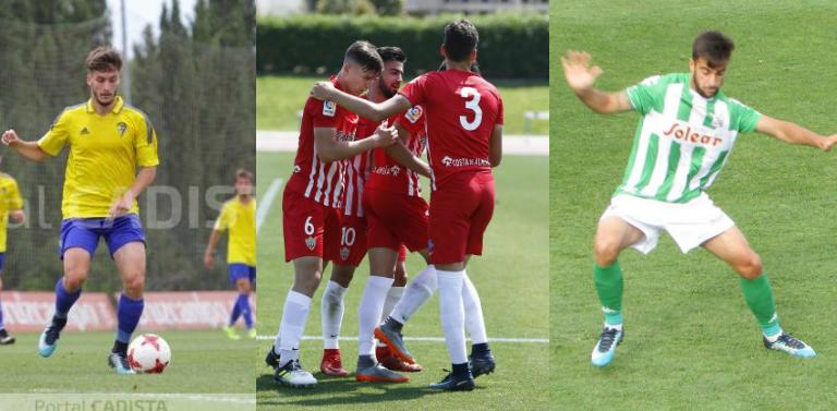 El sorteo será hoy. El Almería y el Sanluqueño vencieron al Villarrubia y  Mensajero. El Cádiz llega tras ... f53a252913ca0