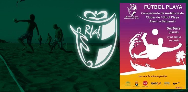 8 clubes en las dos categorías competirán en las playas de Barbate por ser  campeones de Andalucía el próximo 17 de junio. ff6b81efd4e91