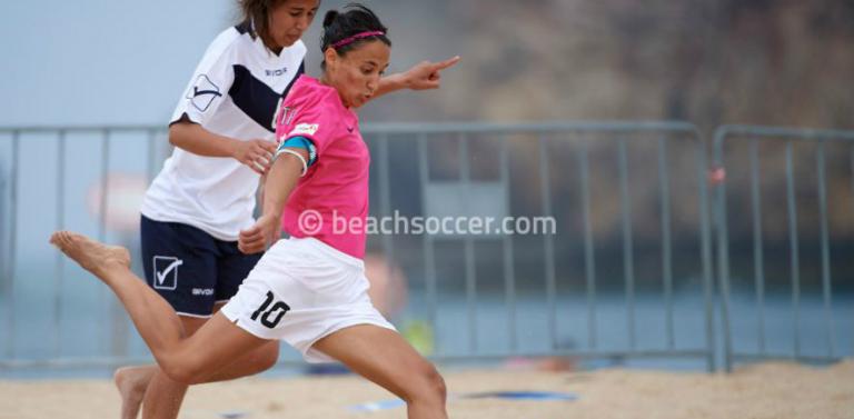 2e664f278f212 Este fin de semana se celebra la Euro Beach Soccer League en Nazaré  (Portugal) y los combinados nacionales ya están concentrados para preparar  el torneo ...