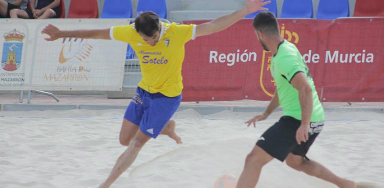 El Cádiz CF Sotelo consigue la tercera posición en el Nacional Dona 1d15947040ab8