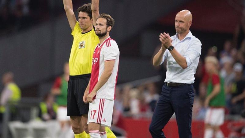 RFAF-Munuera Montero debuta en la Champions League como cuarto árbitro
