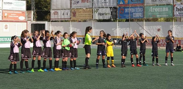 Utrera acogió la I Jornada de Fútbol Femenino alevín de la RFAF en Sevilla  En la primera Jornada de Fomento de la temporada 1a503269dfb0e