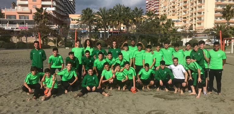 Los andaluces dependen de sí mismos para marcharse campeones del grupo B en  la primera fase del campeonato nacional de selecciones. 4107eb54ada20