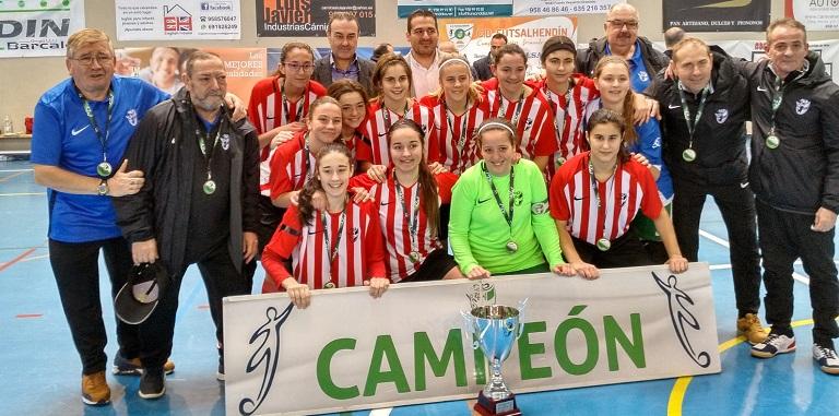 463ad62622 03 02 2019. Venció 2-0 en la final a la anfitriona Granada La selección de  Málaga tercera de Andalucia tras ganar a Córdoba 3-1 en los penaltis