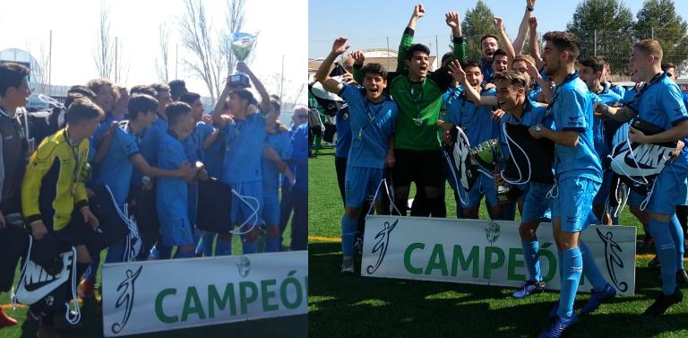 Los sevillanos ganaron en categoría infantil a Jaén en la final 5d7cb356182